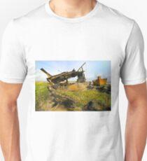 Old Fishing baot Wrecks 2 Unisex T-Shirt