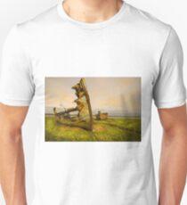 Old Fishing Boats Wrecks 3 Unisex T-Shirt