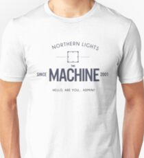 Person Of Interest - The Machine Unisex T-Shirt