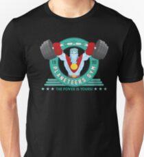 Planeteers Gym T-Shirt