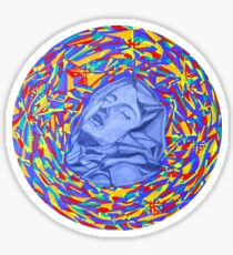 Ecstasy of Saint Teresa  Sticker