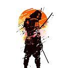 Last Samurai Standing by Naked-Monkey