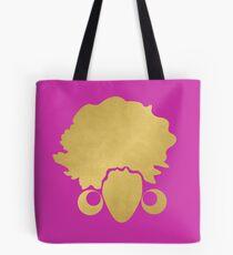 "Gold ""No Additives"" Logo Tote Bag"
