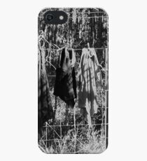 All I have are rags to wear #2 iPhone SE/5s/5 Case