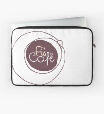 Fi's Cafe Laptop Sleeve