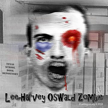Lee Harvey Oswald Zombie by EyeMagined