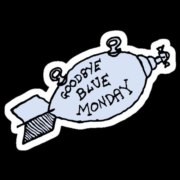 Goodbye Blue Monday by ToruandMidori