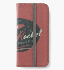 Red Rocket (Distressed) iPhone Wallet/Case/Skin