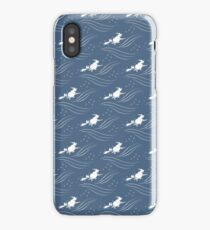 Witches aloft! iPhone Case