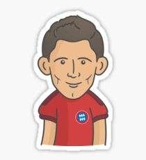 Robert Lewandowski [Bayern Munich 2016] Sticker