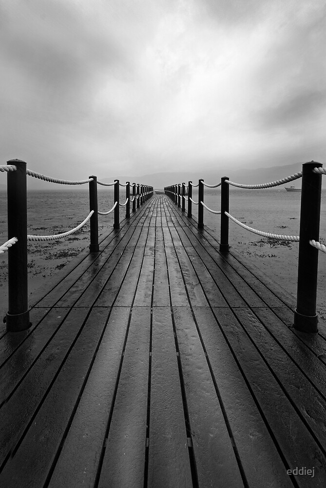 Wet Day On the isle of Mull by eddiej