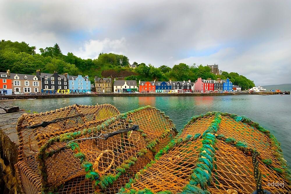 Tobermory - Isle Of Mull by eddiej