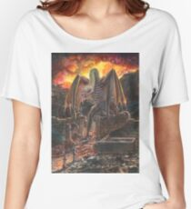 Saurian Sanctuary Women's Relaxed Fit T-Shirt