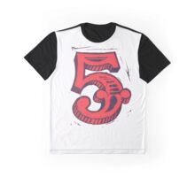 Red 5 Graphic T-Shirt