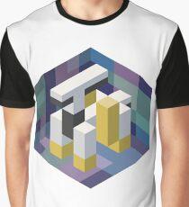 Arceus Voxel Graphic T-Shirt