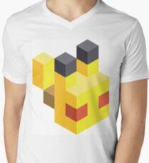 Pikachu Voxel T-Shirt
