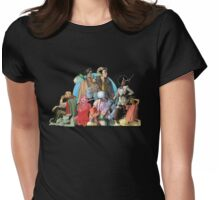 The Entire Saga Womens Fitted T-Shirt