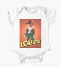 Indiana Gnomes One Piece - Short Sleeve