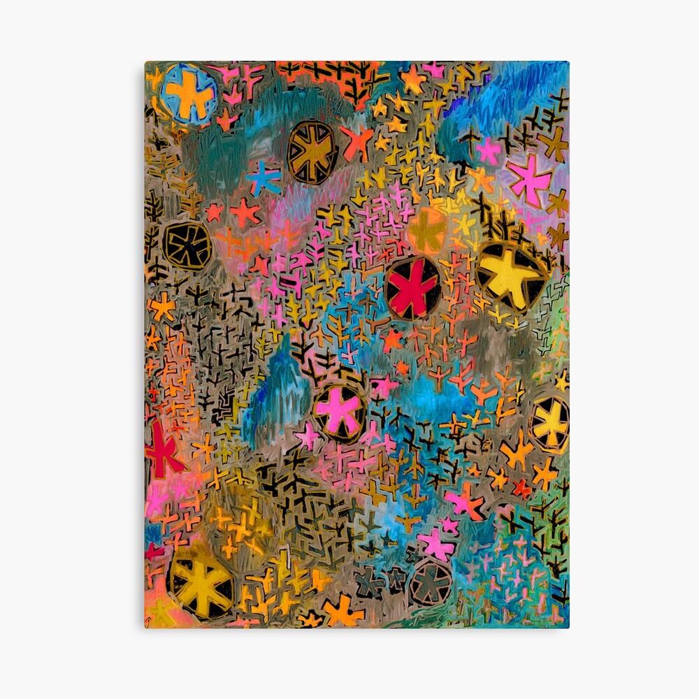 Landscape #8 Canvas Print