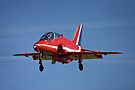 Red Arrows BAE Systems Hawk T1 by Andrew Harker