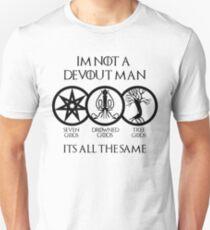 Devout Man T-Shirt
