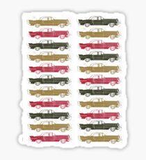 Cadillac Fleet Sticker