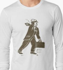 Rush Hour Man Long Sleeve T-Shirt