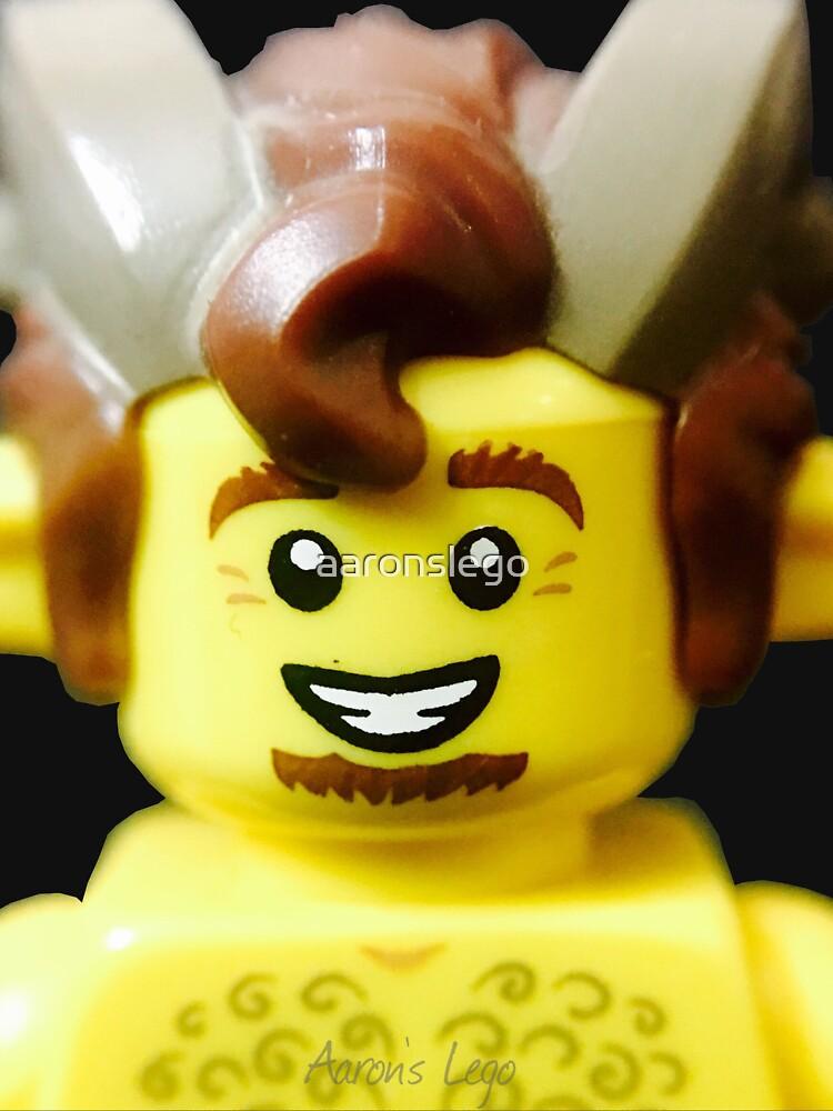 Lego Faun minifigure by aaronslego