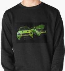 Two Green Focus RS Pullover Sweatshirt