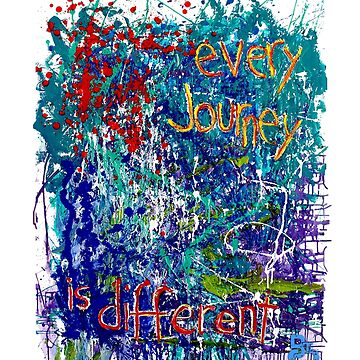 Every Journey Is Different by btcfoundation
