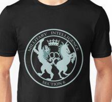 Military Intelligence, Section 6 Unisex T-Shirt