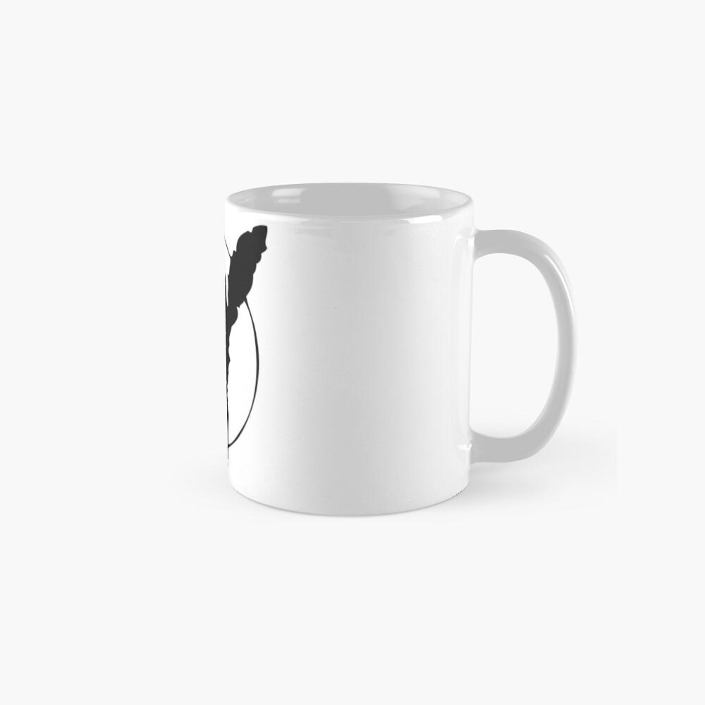 Anarchist black cat Mug