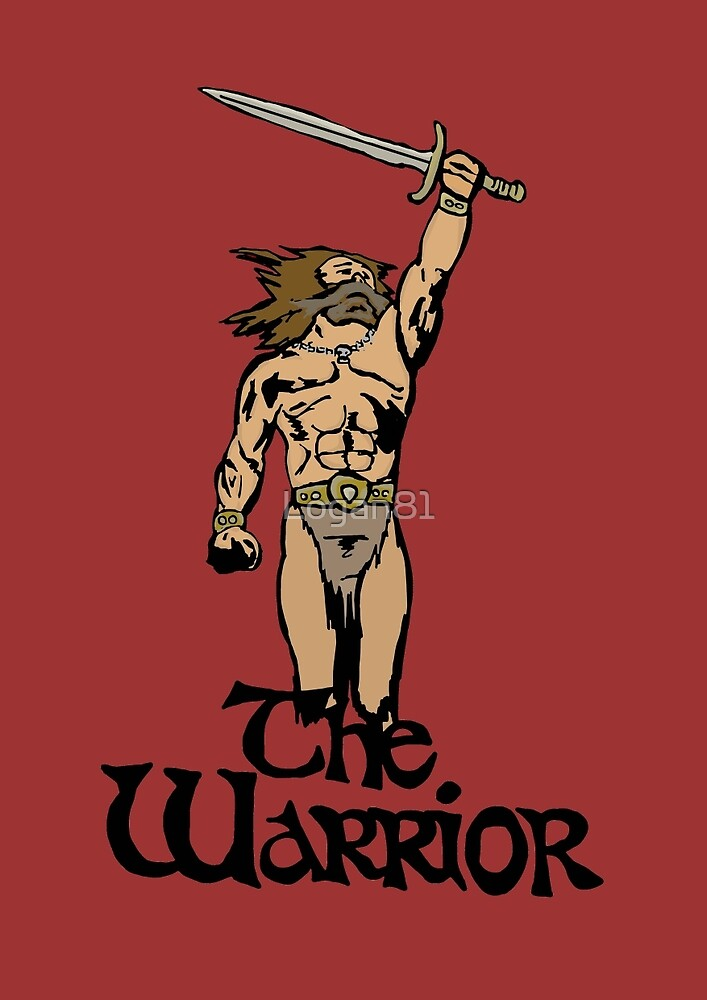 The Warrior by Logan81