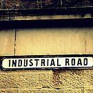 Industrial Road by DoreenPhillips