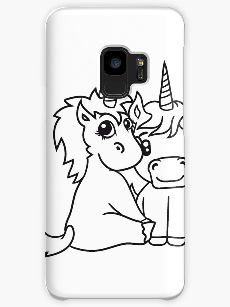 Couple Love Couple In Love Young Unicorn Cute Sweet Pony Horse Horse