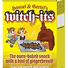 Hansel & Gretel: Witch-Its by Mike Rieger