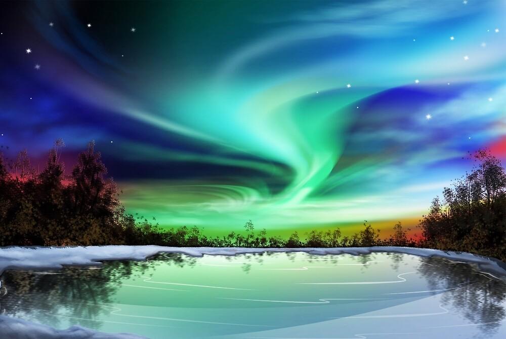 Aurora by Pierpax21