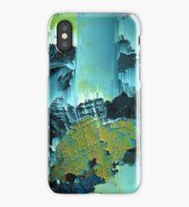 Crystal Drift iPhone Case