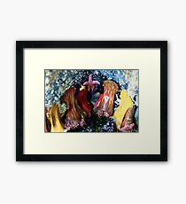 Anemones Are Your Friends Framed Print