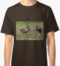 Goose Fight Classic T-Shirt