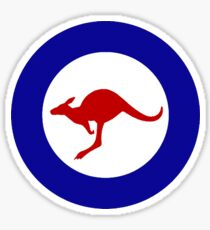 Roundel of the Royal Australian Air Force Sticker