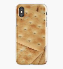 dry  biscuits cracker iPhone Case