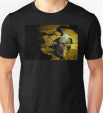 Croc in a Cave T-Shirt