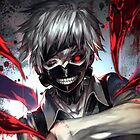 Tokyo Ghoul  by LRDTSupremecy