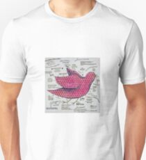 The Pink Polka Dotted Pigeon T-Shirt