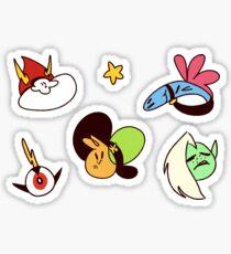 WOY Sticker