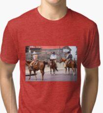 Cattle Drive 9 Tri-blend T-Shirt