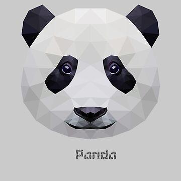 Panda by andrea955