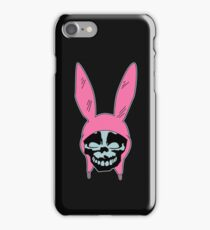 Top Seller - Louise Belcher: Skull Blue Cavity (version one) iPhone Case/Skin