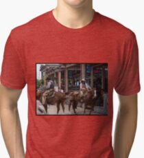 Cattle Drive 13 Tri-blend T-Shirt